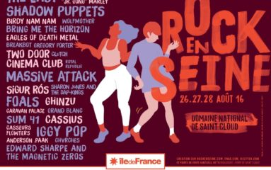 Sécurité renforcée pour le festival «Rock en Seine»