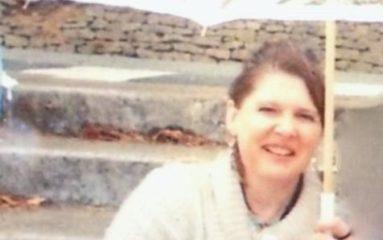 Avis de disparition d'une femme à Paris