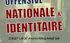 Dimanche 2 octobre: journée de Synthèse nationale
