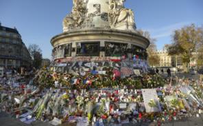 Place de la République: le grand nettoyage