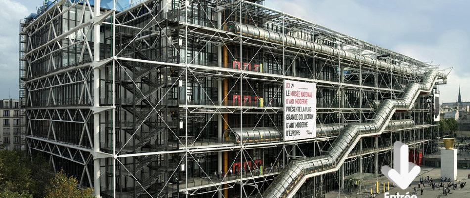 Un oligarque russe offre 250 œuvres au Centre Pompidou
