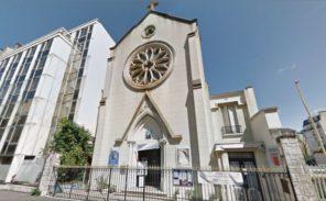 Dimanche 7 août: messe devant Sainte-Rita