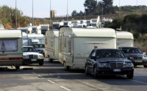 Flins-sur-Seine (78): tensions entre commerçants et nomades