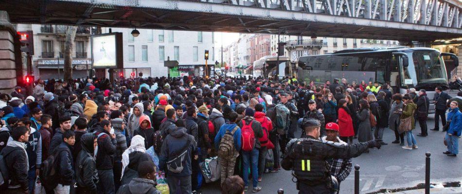Paris : deux centres d'accueil pour migrants ouvriront en septembre