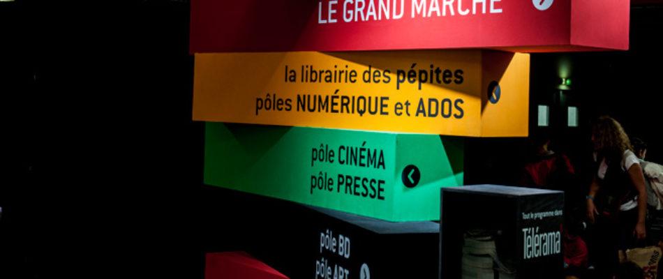 «Les nouvelles formes créatives» à l'honneur du salon de Montreuil