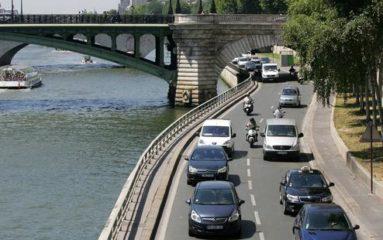 Des maires se mobilisent contre la piétonnisation des voies sur berges