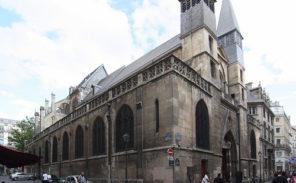 Peur sur la ville: fausse alerte terroriste aux Halles