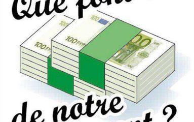 2018: plus de 66 millions d'euros pour les partis politiques
