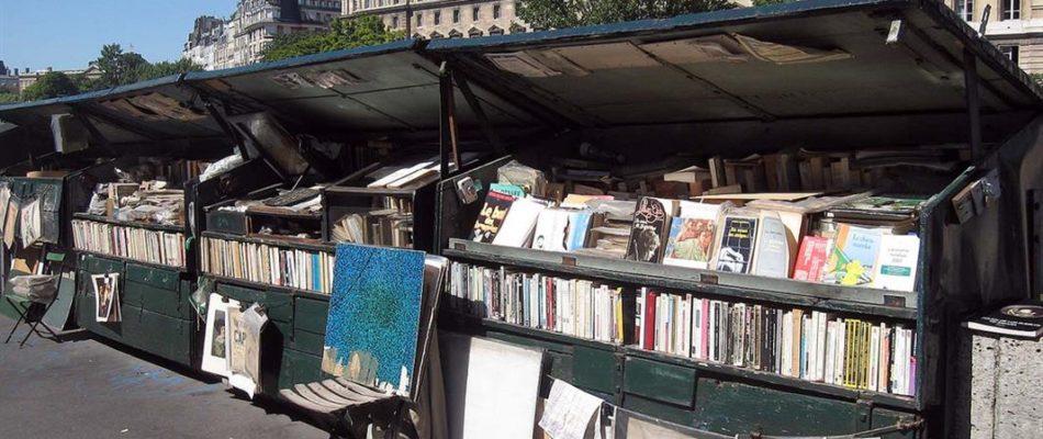 Paris dans la littérature