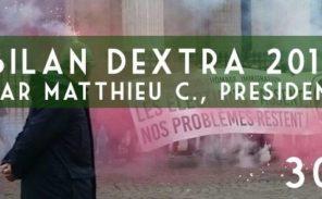 C'est la rentrée pour Dextra! – MAJ –