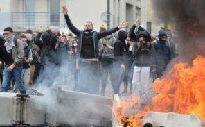 Manifestation anti-loi Travail : un militant SUD perd l'usage d'un œil
