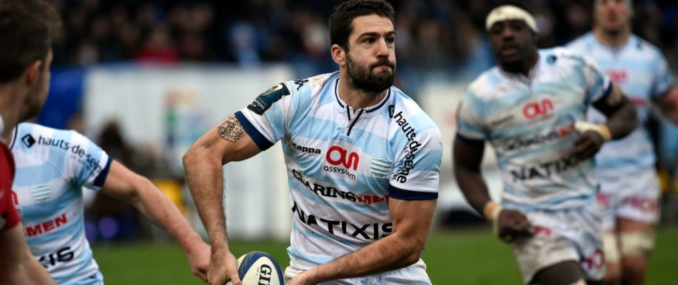 Le Racing 92 s'impose contre Toulon