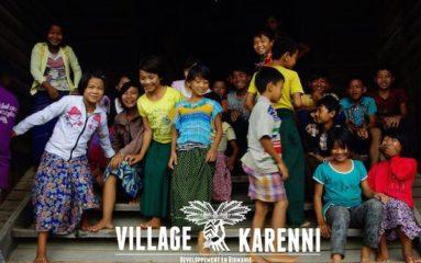 Exposition photographique sur le peuple Karenni
