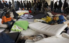 Stalingrad: importante opération de contrôle au campement de migrants clandestins