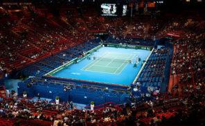 Tennis: début du tournoi «Master 1000» à Paris-Bercy