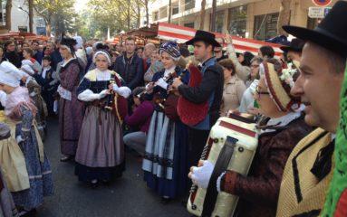 Paris Vox a visité le Marché de l'Aveyron à Paris