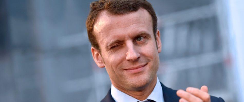 L'entreprise Macron…