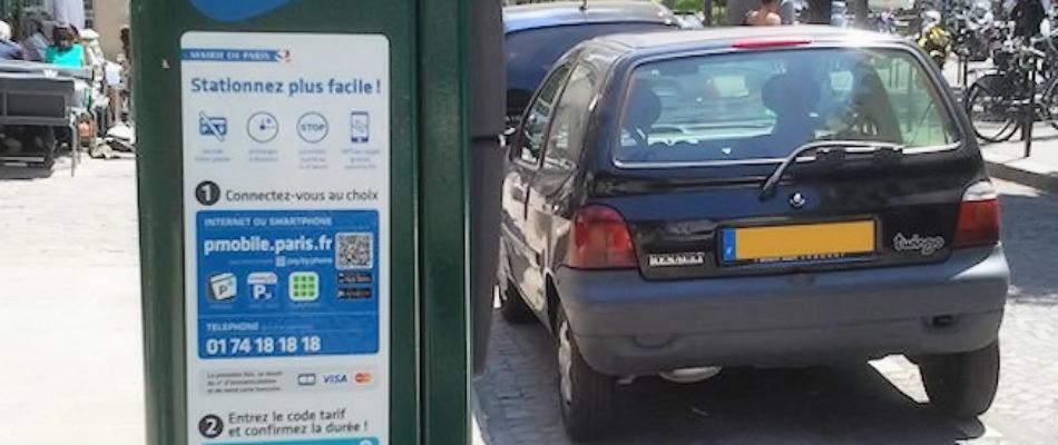 Places de stationnement dans Paris: le purgatoire avant l'enfer