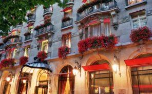 MAJ: A qui appartiennent les palaces parisiens?