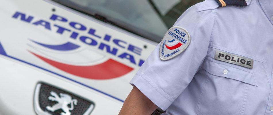 Arrestation houleuse à Fresnes (94)