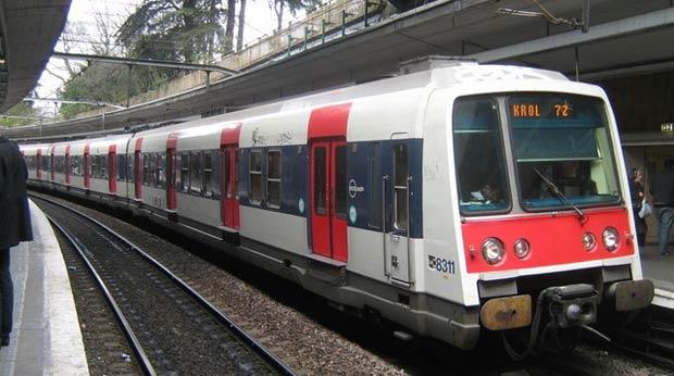 RER C