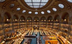 BNF: souscription pour rénover la salle Ovale