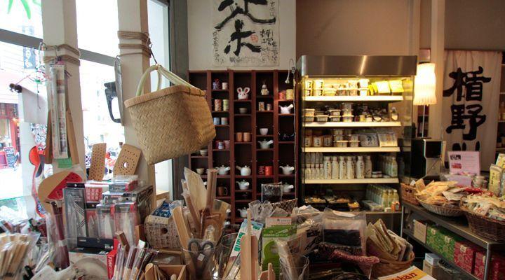 Workshop iss l picerie fine japonaise au c ur de paris parisvox - Epicerie japonais paris ...