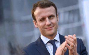 Macron, escroc à l'écologie.