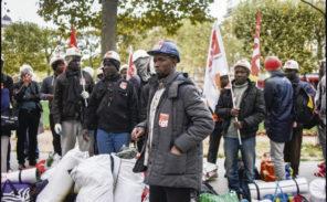 Les travailleurs clandestins du chantier de Breteuil bientôt régularisés