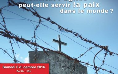 Colloque : l'église face au terrorisme