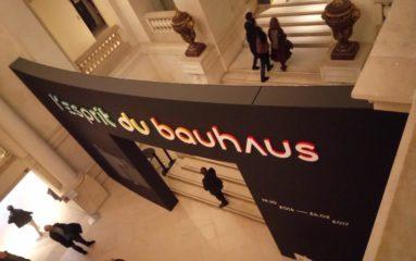 Expo: L'esprit du Bauhaus