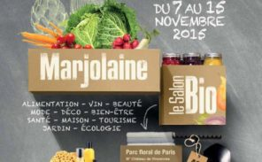 Marjolaine, le grand salon bio parisien