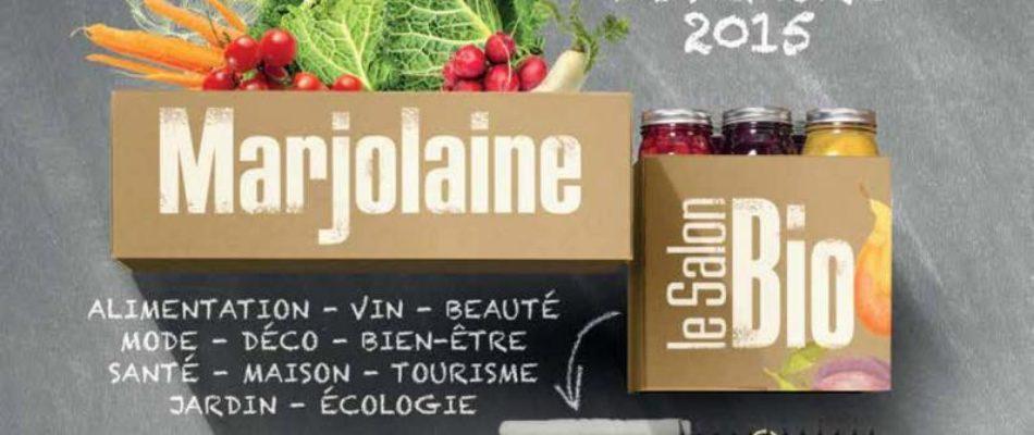 Marjolaine, le grand salon bio parisien