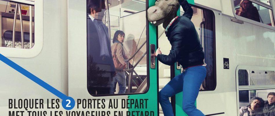 Imaginez les services du métro de demain avec la RATP…