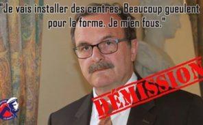 Migrants: Génération Identitaire lance une pétition contre le préfet d'Ile de France