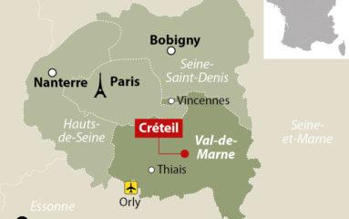 Créteil: prochaine arrivée de 150 migrants clandestins