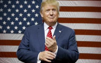 Trump: ne pas bouder son plaisir