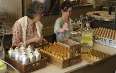 Composez votre propre parfum au musée Fragonard