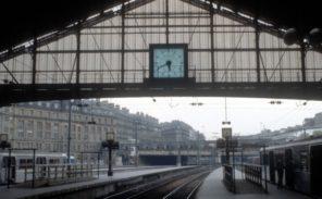 La gare Saint-Lazare proche du chaos
