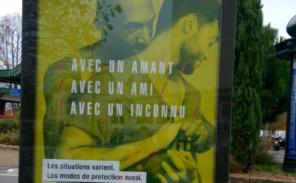 Aulnay: le maire interdit les affiches «contre le sida» au nom de la protection de l'enfance