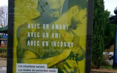 Aulnay : le maire interdit les affiches « contre le sida » au nom de la protection de l'enfance