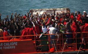 La France annule la livraison de bateaux aux garde-côtes libyens