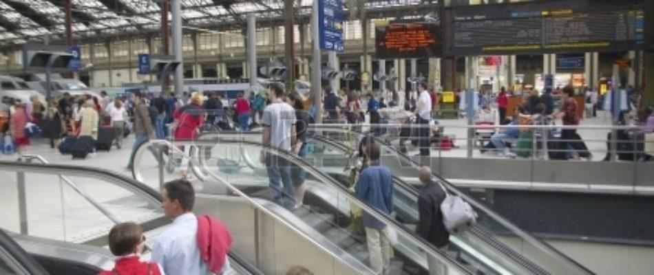 La gare de Lyon et de Paris Bercy seront fermées le week-end du 18 mars prochain