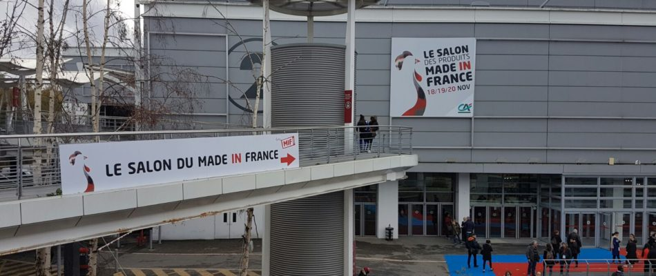 Visite au salon du « Made in France » !