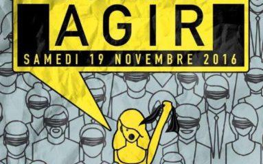 Samedi 19 novembre: 2e journée de la dissidence