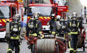 Forte hausse des agressions contre les pompiers en 2016