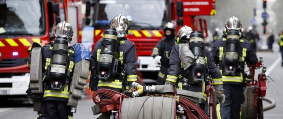Les pompiers contraints d'être surveillés par des caméras