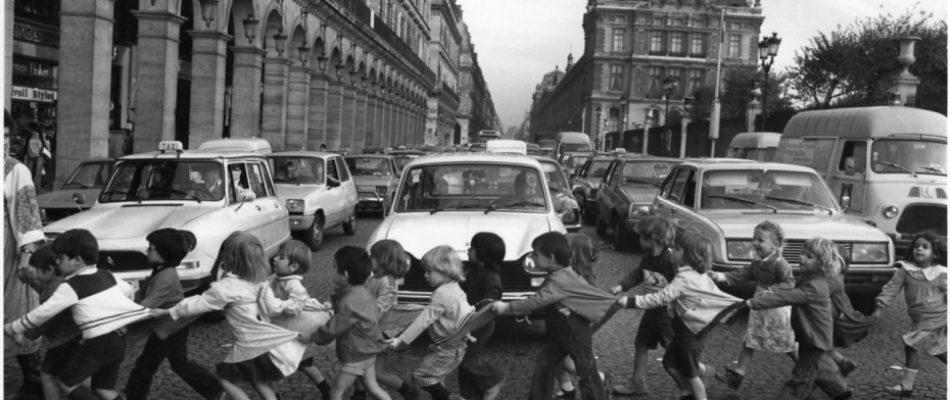 La jeunesse n'est plus dans la rue …