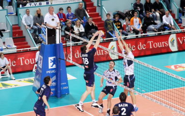 Volley-ball : mauvaise passe pour Paris