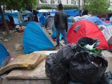 campements
